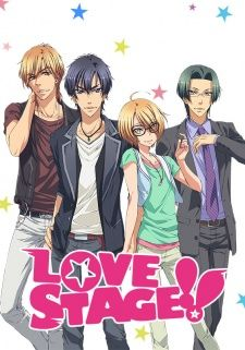 Love Stage!!'s Cover Image