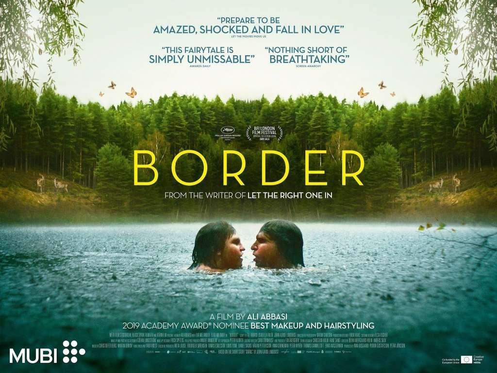 Σύνορα (Gräns / Border) Poster Πόστερ Wallpaper