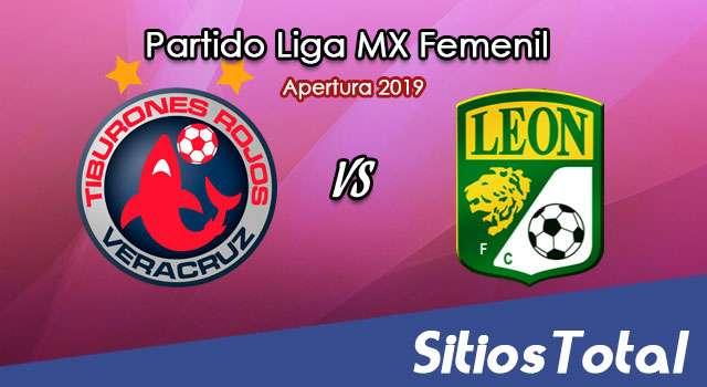 Ver Veracruz vs León en Vivo – Liga MX Femenil – Apertura 2019 – Sábado 17 de Agosto del 2019