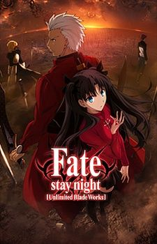 Fate/stay night: Unlimited Blade Works - Prologue's Cover Image