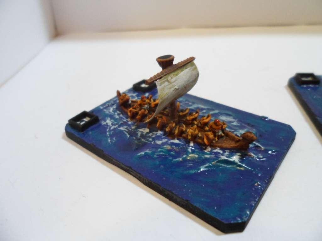 Sumerian Warship