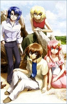 Mobile Suit Gundam Seed: After-Phase Between the Stars's Cover Image