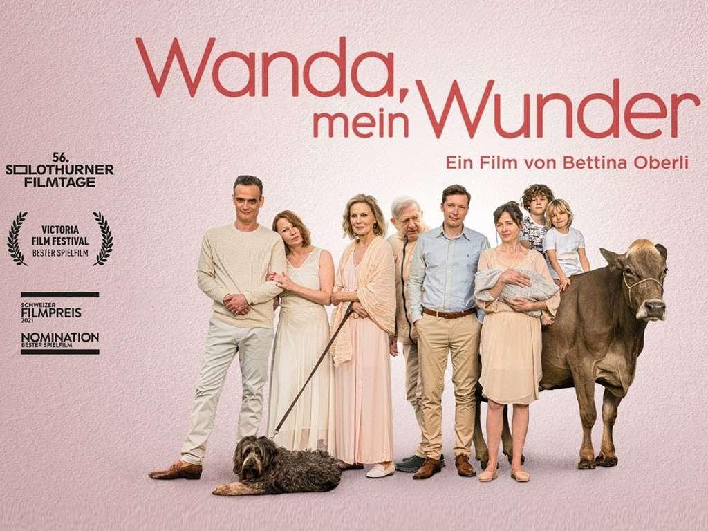 Μη Φεύγεις, Βάντα! (My Wonderful Wanda) - Trailer / Τρέιλερ Movie