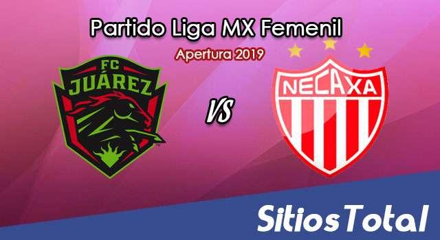 Ver FC Juarez vs Necaxa en Vivo – Liga MX Femenil – Apertura 2019 – Lunes 9 de Septiembre del 2019