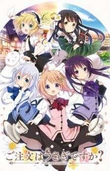 Gochuumon wa Usagi desu ka?'s Cover Image