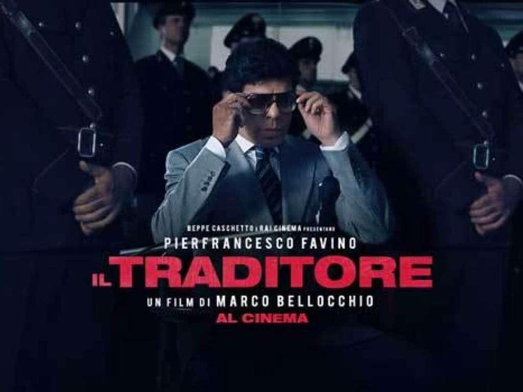 Ο Προδότης (Il traditore / The Traitor) Quad Poster