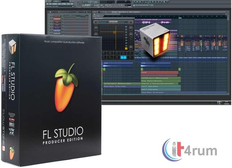 FL Studio Producer Edition - Top phần mềm mix nhạc đỉnh cao của thế giới