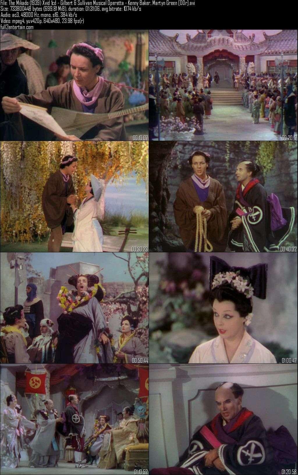 The Mikado (1939) Full Movie Free Download HD