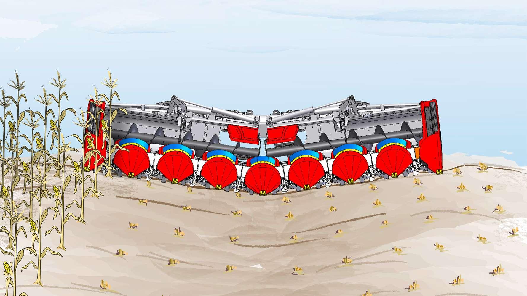horizon star III razor concave