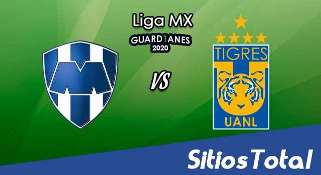 Monterrey vs Tigres en Vivo – Liga MX – Guardianes 2020 – Sábado 26 de Septiembre del 2020