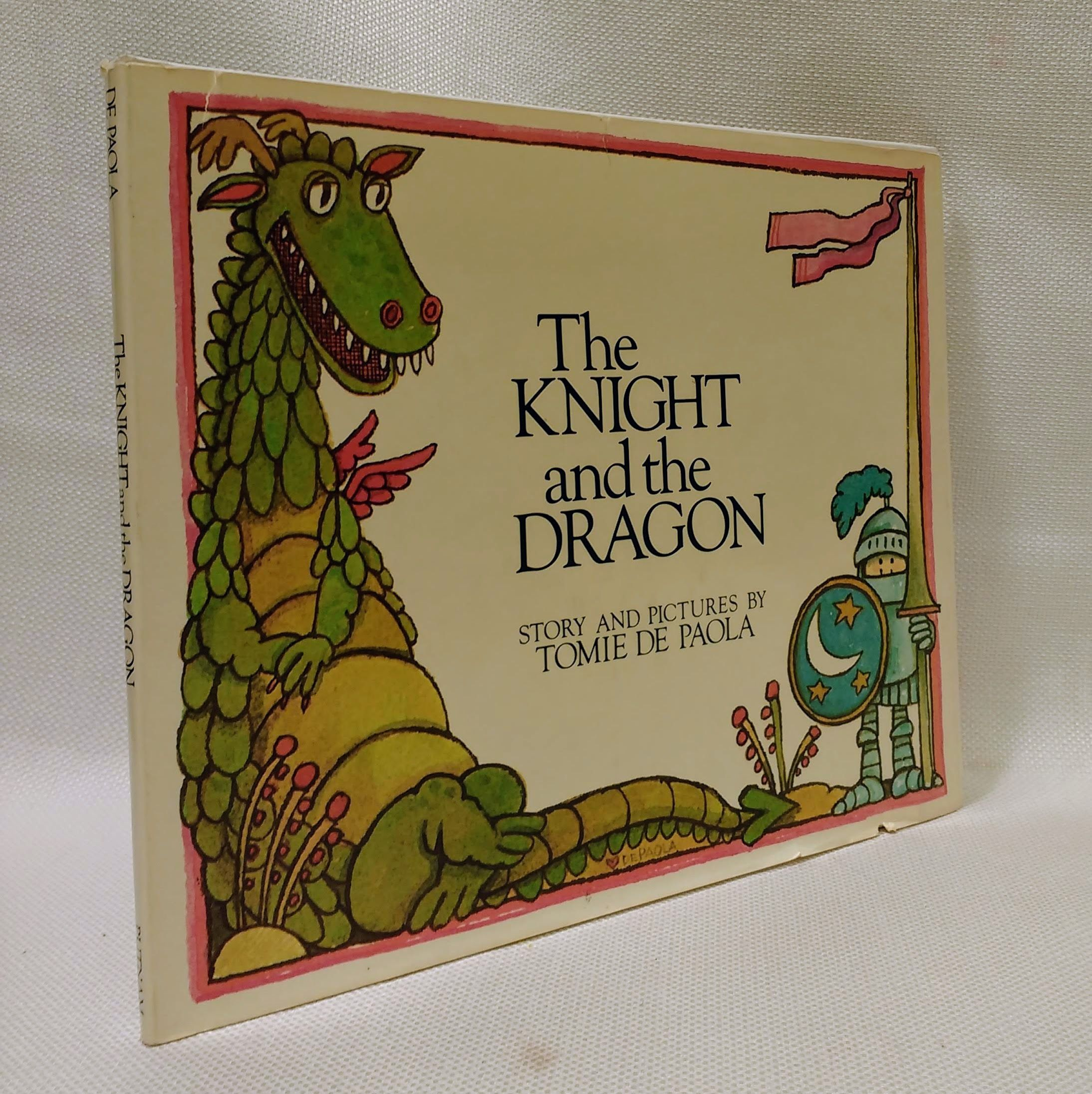 The Knight and the Dragon, dePaola, Tomie