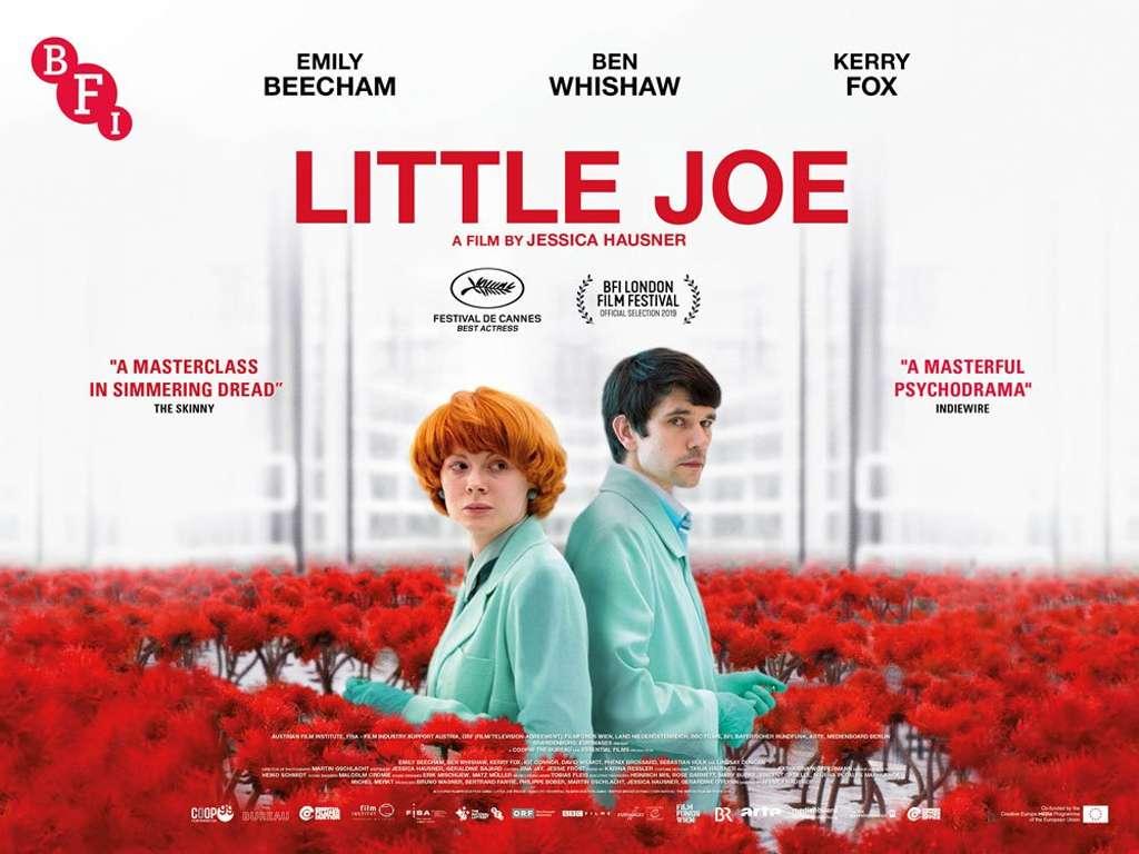 Το Λουλούδι της Ευτυχίας (Little Joe) Quad Poster