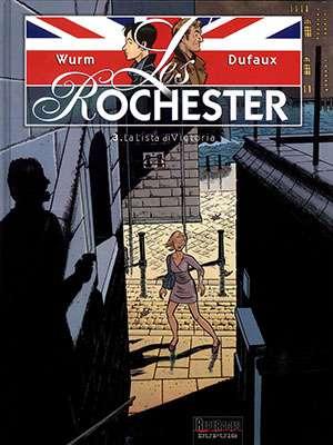I Rochester 03 - La lista di Victoria