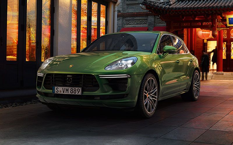 2020 Macan Turbo Lease Deal in Pittsburgh Pennsylvania