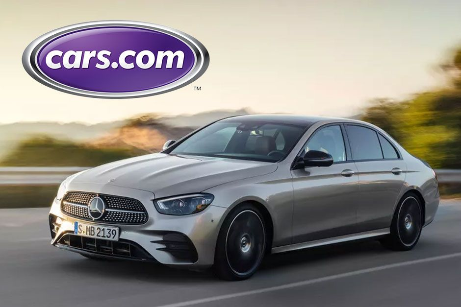 2021 Mercedes-Benz E-Class Luxury Car of the Year Cars.com