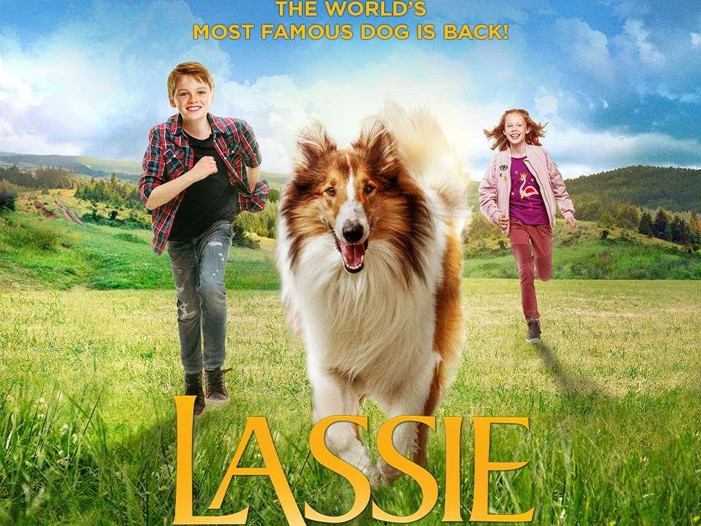 Λάσι, Γύρνα Σπίτι (Lassie, Come Home) - Trailer / Τρέιλερ Movie