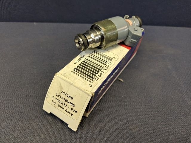 Fuel Injector and Insulator Retainer Kit ACDelco GM Original Equipment 17113222