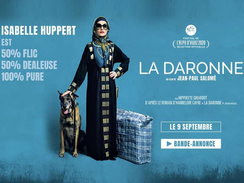 Η Νονά της Νύχτας (La Daronne) - Trailer / Τρέιλερ Movie