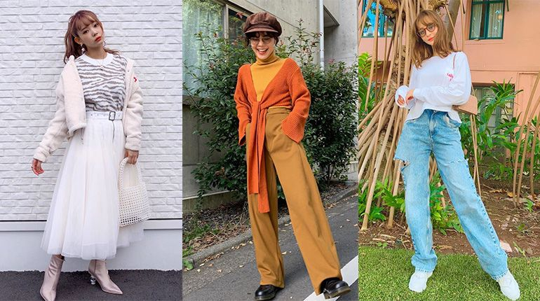 Fashion Spotting in Japan