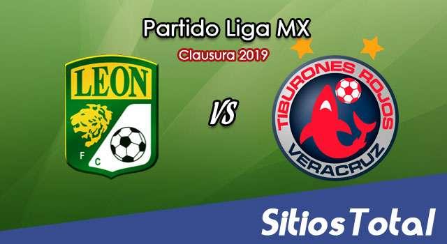 Ver León vs Veracruz en Vivo – Clausura 2019 de la Liga MX