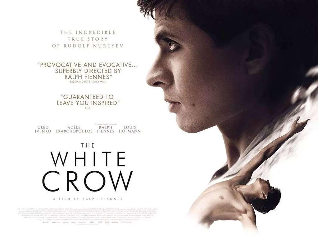 Νουρέγιεφ: Το Λευκό Κοράκι (The White Crow) Quad Poster Πόστερ