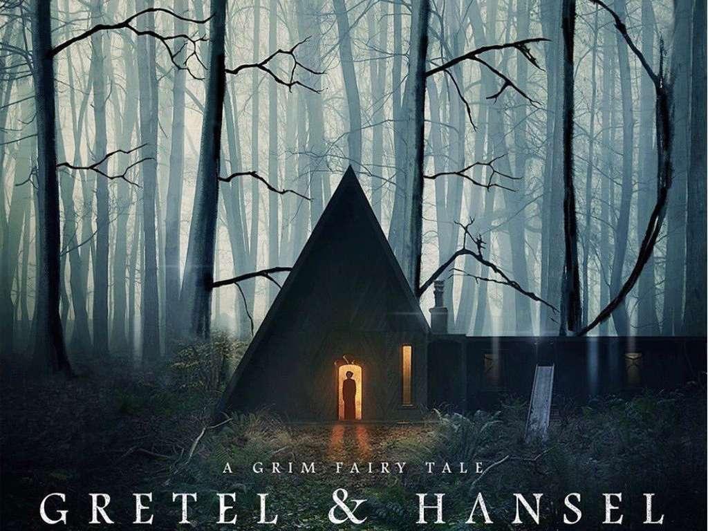 Γκρέτελ & Χάνσελ (Gretel & Hansel) - Trailer / Τρέιλερ Movie