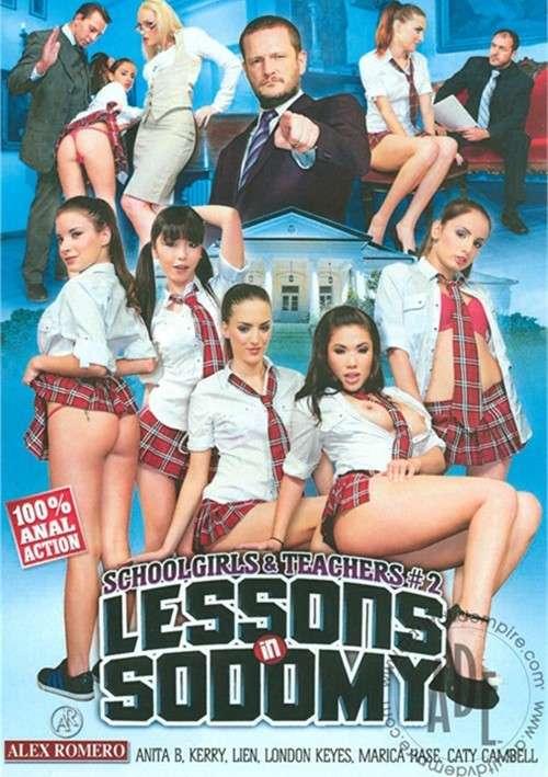 Школьницы и Учителя 2: Уроки в Содоме | Schoolgirls and Teachers 2: Lessons In Sodomy