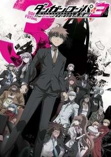 Danganronpa 3: The End of Kibougamine Gakuen - Mirai-hen's Cover Image