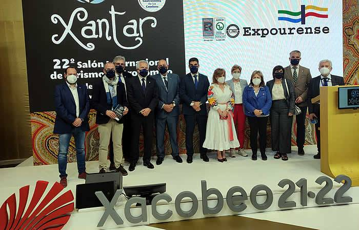 """""""La Gastronomía de los Caminos"""" en Xantar, 22º Salón Internacional de Turismo Gastronómico"""