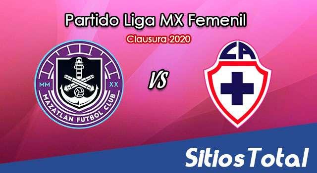 Ver Mazatlán FC vs Cruz Azul en Vivo – Liga MX Femenil – Guardianes – Sábado 31 de Octubre del 2020