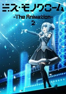 Miss Monochrome: The Animation 2's Cover Image
