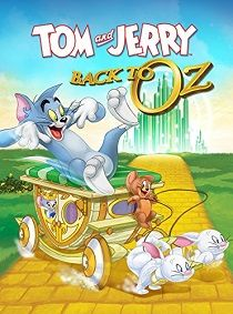 Tom E Jerry: Ritorno A Oz (2016).avi PDTV MP3 - iTA