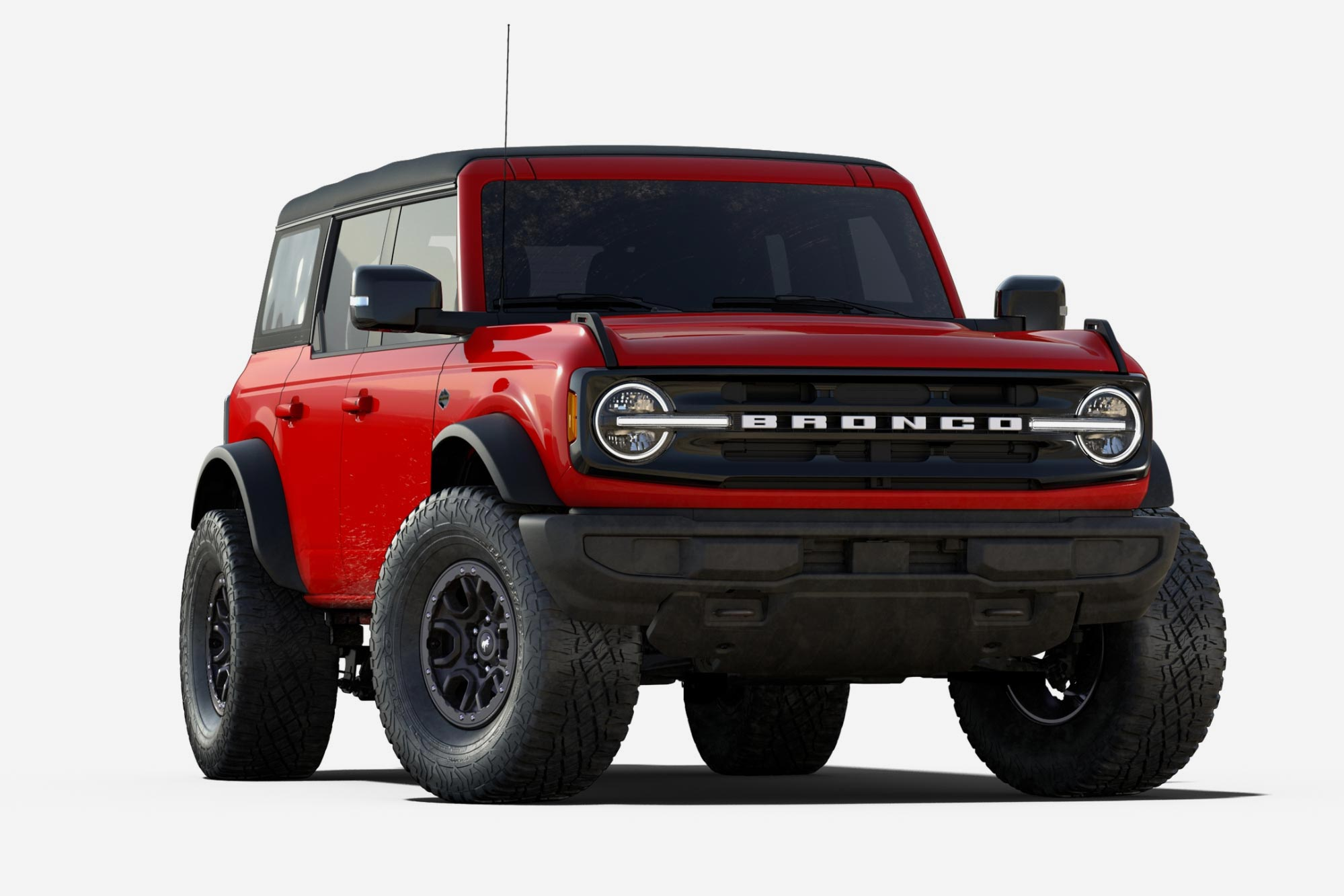 Ford Bronco Wildtrak
