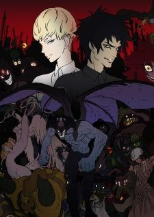 Devilman: Crybaby's Cover Image