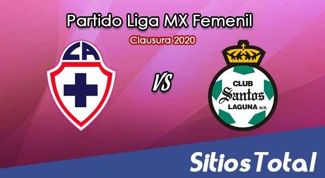 Ver Cruz Azul vs Santos en Vivo – Liga MX Femenil – Clausura 2020 – Viernes 14 de Febrero del 2020