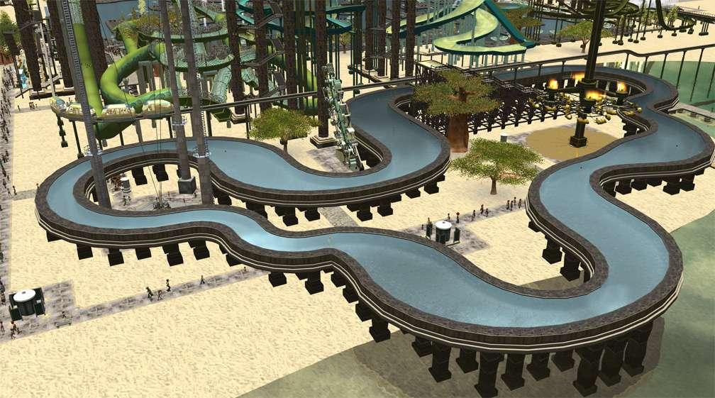 Image 05 - Parks, Scenarios, & Sandboxes - Scenario: Water World Resort