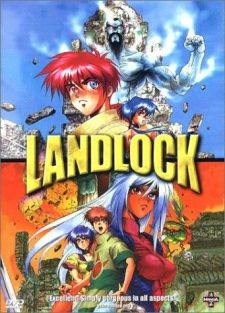 Landlock's Cover Image