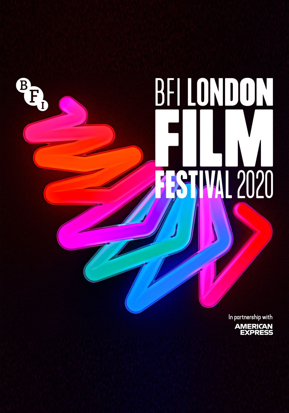 64th BFI London Film Festival 2020 Poster