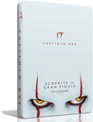 IT: Capitolo Due (2019).avi MD MP3 TS - iTA