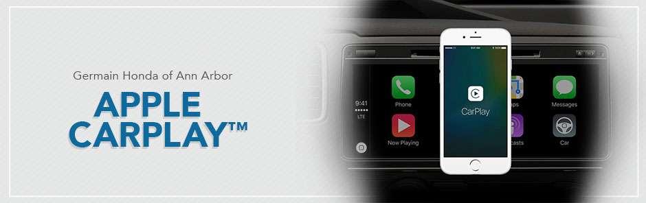 Honda Apple CarPlay™ Overview