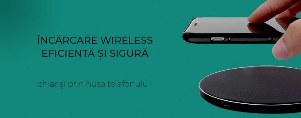 Incarcator Wireless LUMAUDiO® Uable