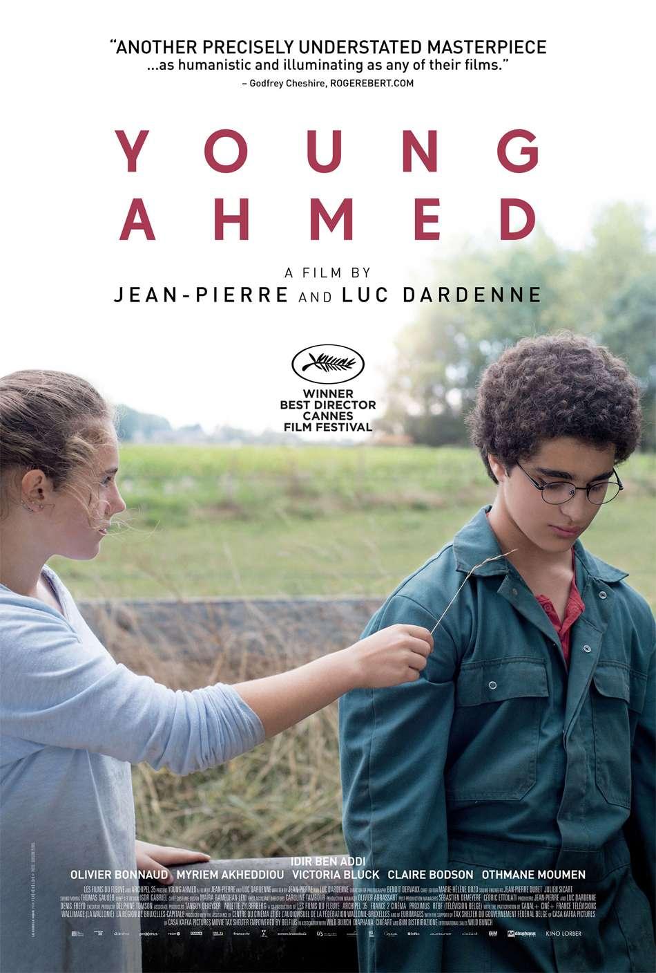 Ανάμεσά Μας (Le Jeune Ahmed / Young Ahmed) Poster Πόστερ