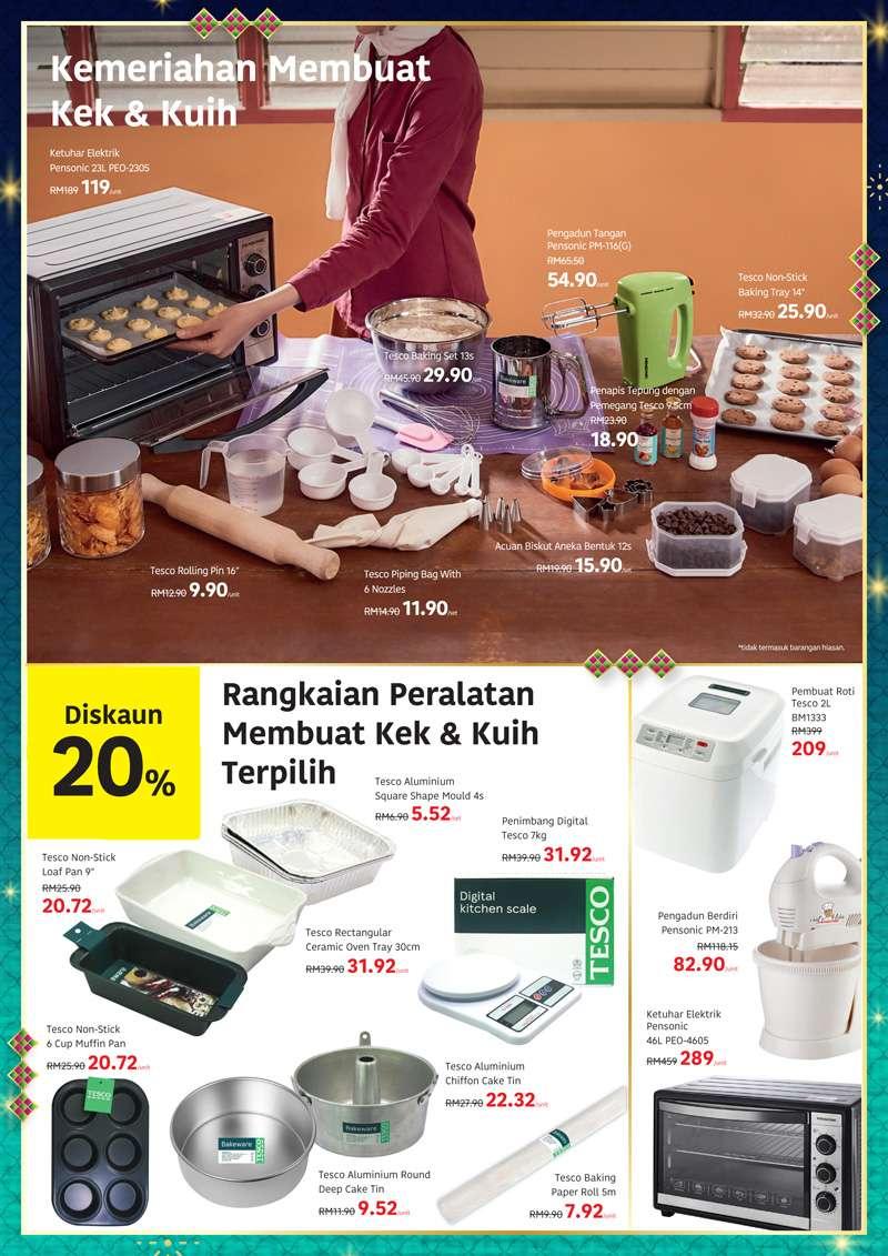 Tesco Catalogue(22 April 2021 - 19 May 2021)