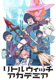 Little Witch Academia (TV)'s Cover Image