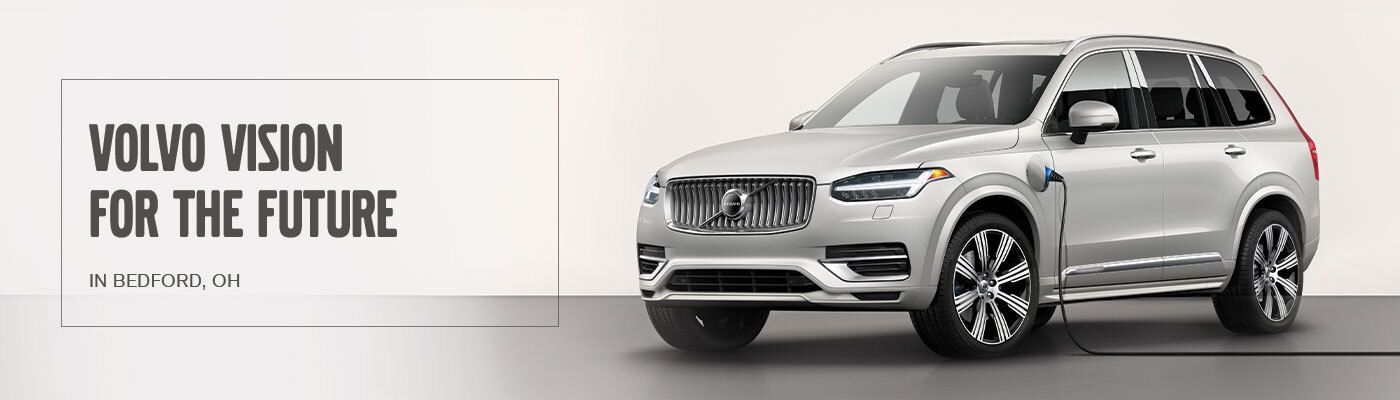 Volvo Future Vision Page - Motorcars Volvo Cars