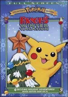 Pokemon: Pikachu no Fuyuyasumi's Cover Image