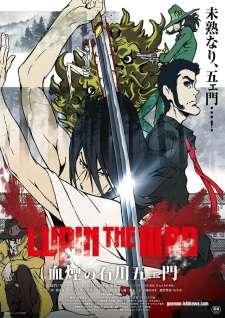 Lupin the IIIrd: Chikemuri no Ishikawa Goemon's Cover Image