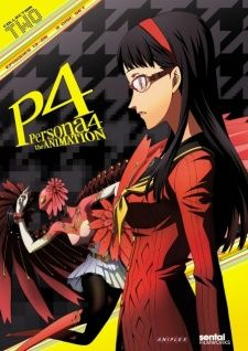 Persona 4 the Animation: Mr. Experiment Shorts's Cover Image
