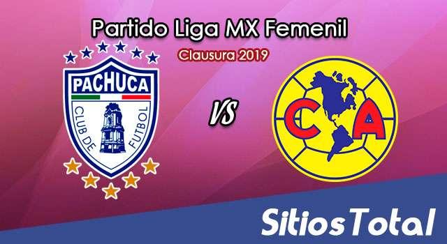 Ver Pachuca vs América en Vivo – Liga MX Femenil – Clausura 2019 – Lunes 15 de Abril del 2019