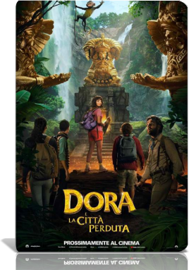 Dora E La Città Perduta (2019).mkv MD AC3 720p HDCAM - iTA